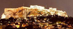 Athen - auf die Akropolis