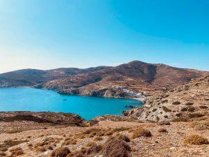 Vathy Bucht Folegandros
