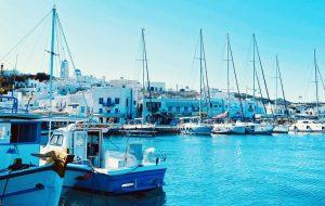 Milos Hafen